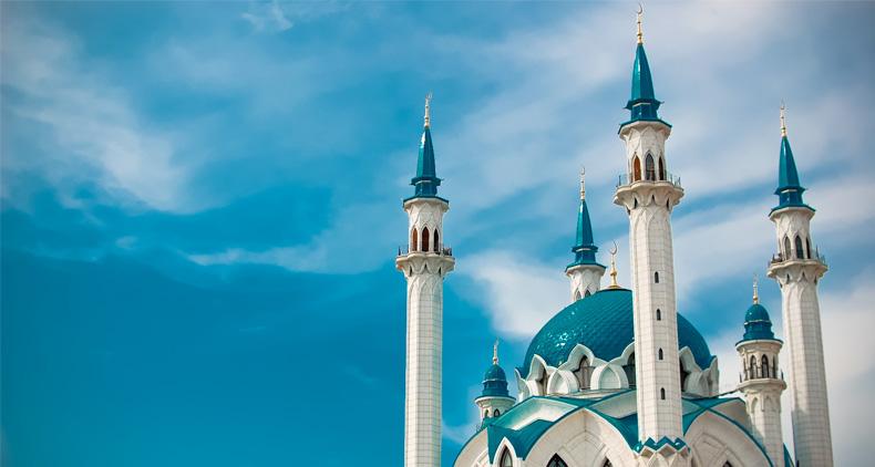 Kontraktor Kubah Masjid Pamulang