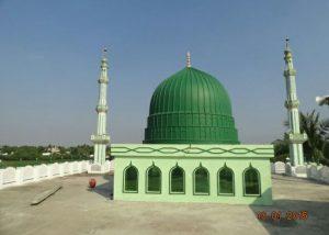 kontraktor kubah masjid bekasi
