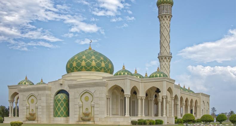 Kontraktor Kubah Masjid Manado