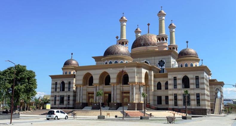 Kontraktor Kubah Masjid Kebayoran Lama