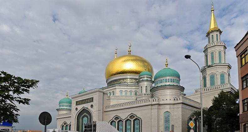 Kontraktor Kubah Masjid Tanjung Duren Selatan