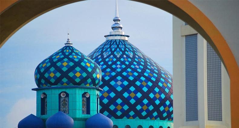 Kontraktor Kubah Masjid Grogol Petamburan