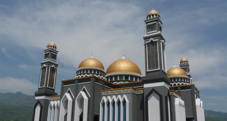 Kontraktor Kubah Masjid Jonggol