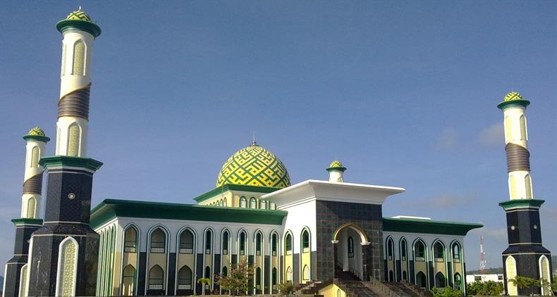 Kontraktor Kubah Masjid Subang