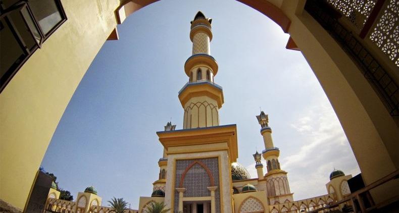 Kontraktor Kubah Masjid Pasar Rebo