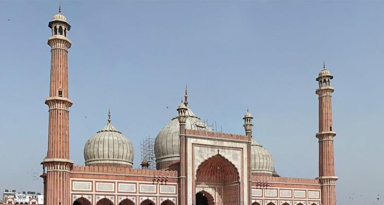 Kontraktor Kubah Masjid Utan Kayu Selatan