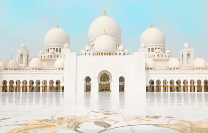 fungsi kubah masjid dan jenis kubah masjid