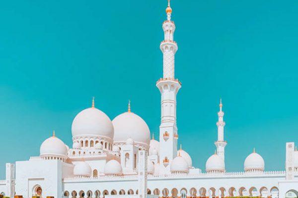 jenis kubah masjid